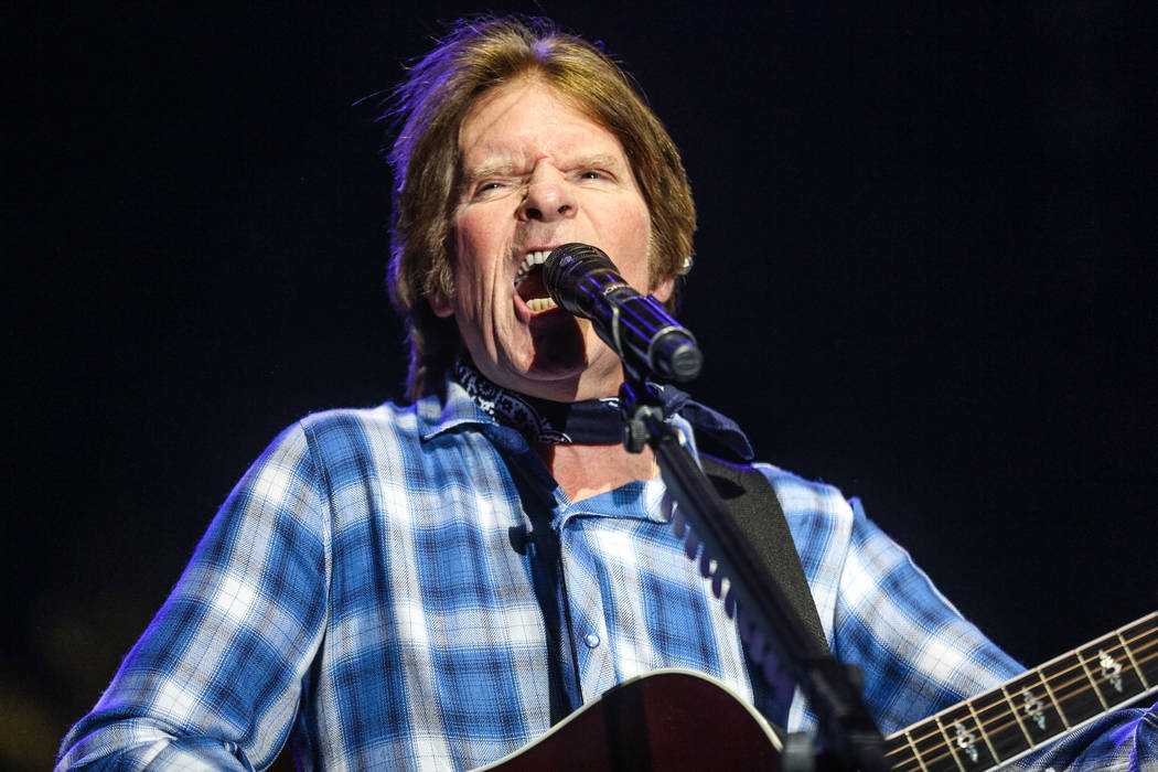 John Fogerty performs at the 2016 Stagecoach Festival at the Empire Polo Club on Saturday, April 30, 2016, in Indio, Calif. (Photo by Rich Fury/Invision/AP)