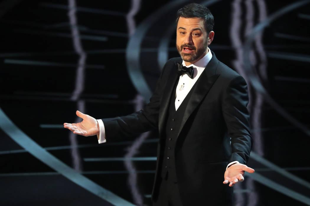 Jimmy Kimmel. (Lucy Nicholson/Reuters)