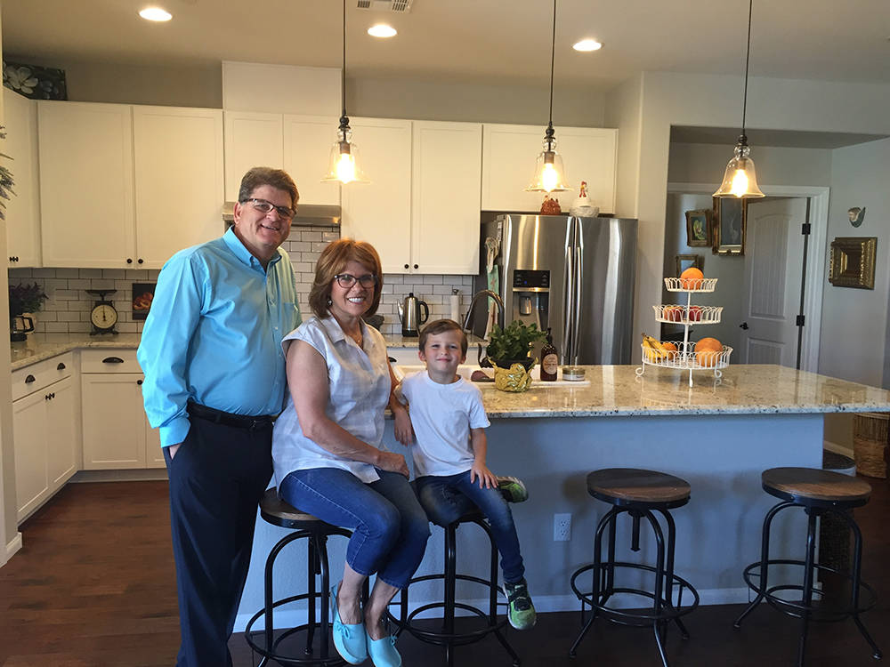 Jim and Mimi Cerrone became proud homeowners at Inspirada last summer. They enjoy the community's sense of belonging, lush landscaping and spending time at the parks with their two grandchildren.  ...