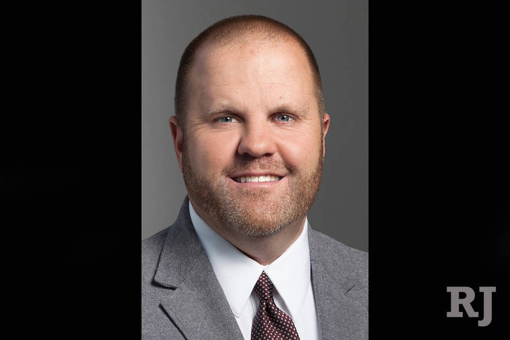 Kevin Schiller will being work as Clark County's newest assistant county manager on July 10. Schiller has served as an assistant county manager for Washoe County since January 2014. (Clark County)