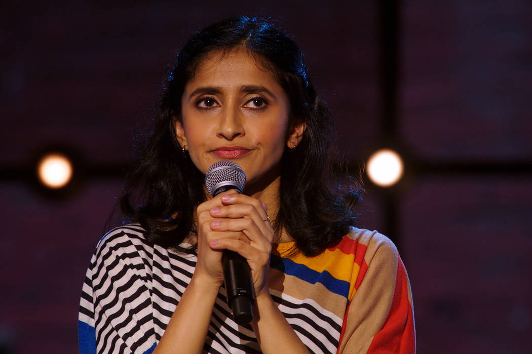 Aparna Nancherla (Comedy Central)
