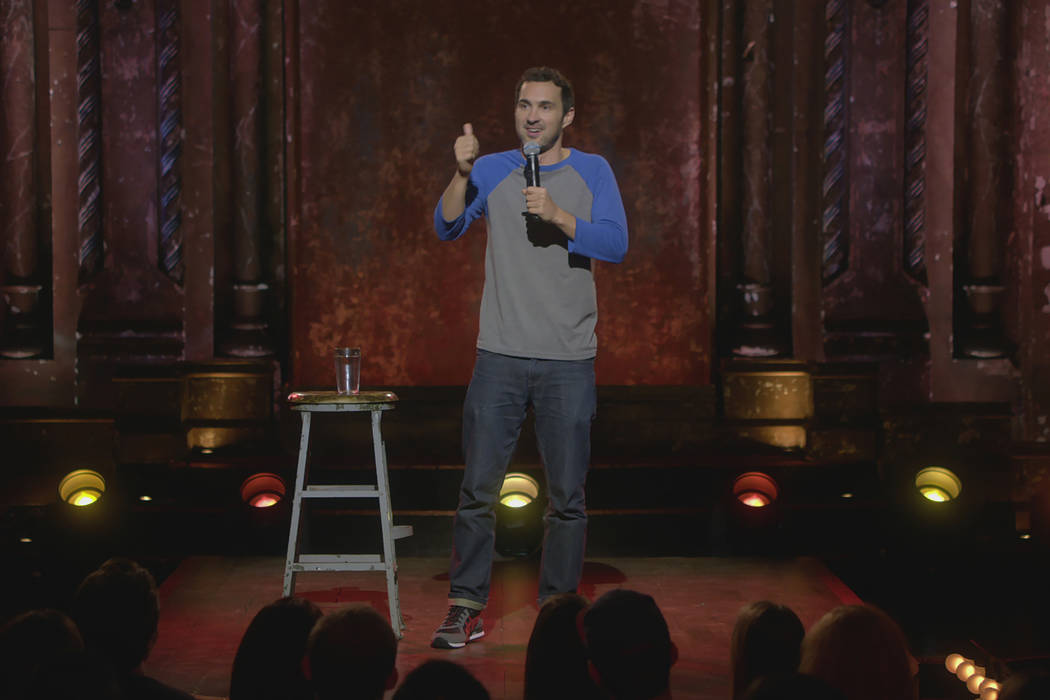 Mark Normand (Comedy Central)