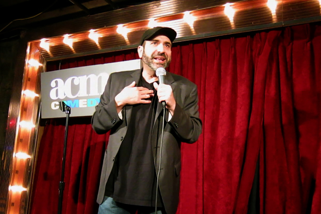 Dave Attell (courtesy)