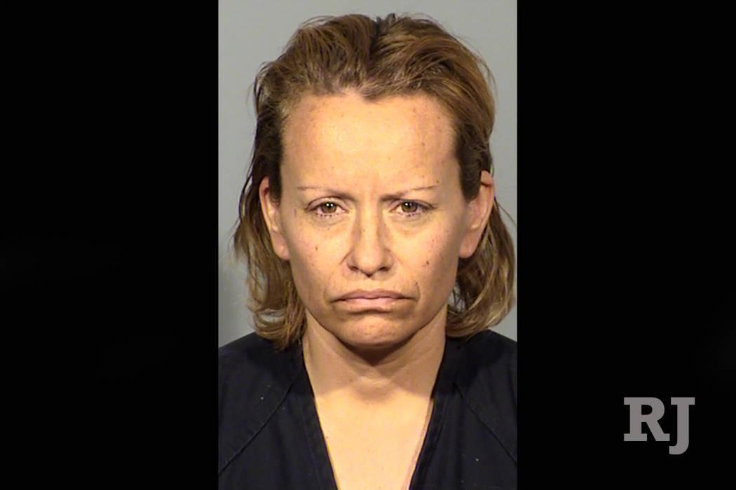 Luz Garcia-Ortiz (Las Vegas Metropolitan Police Department)