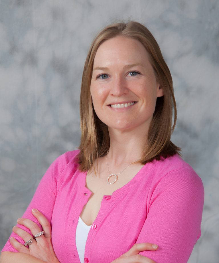 Dr. Monica Riordan, assistant psychology professor, Chatham University (Photo from Chatham University)