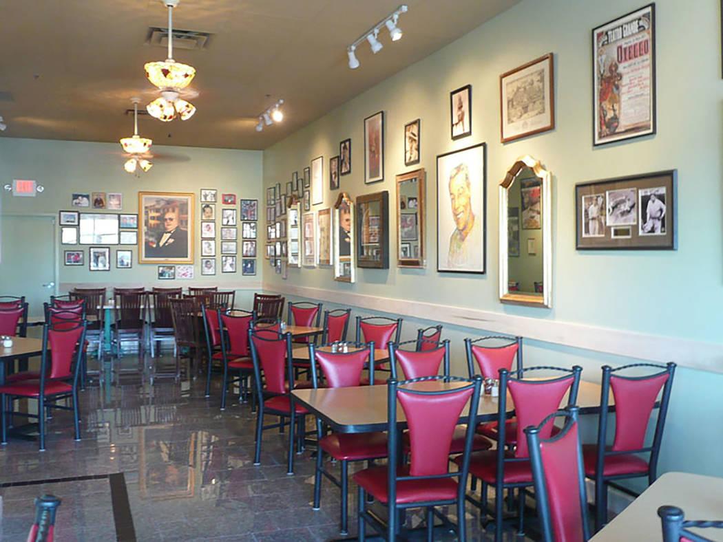 Montesano's Italian Eateria. (Courtesy)