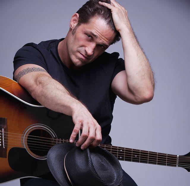 "COURTESY Michael Shapiro will perform at ""Mondays Dark."""