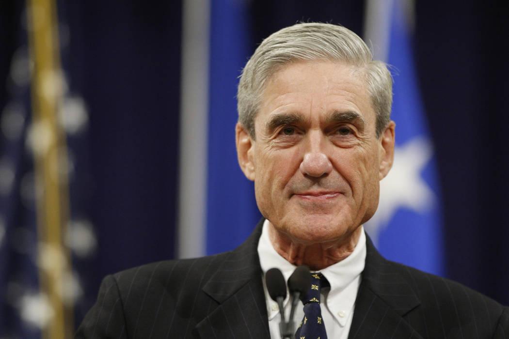 Robert Mueller. REUTERS/Jonathan Ernst