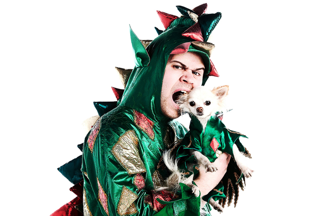 Piff the Magic Dragon. (Courtesy)
