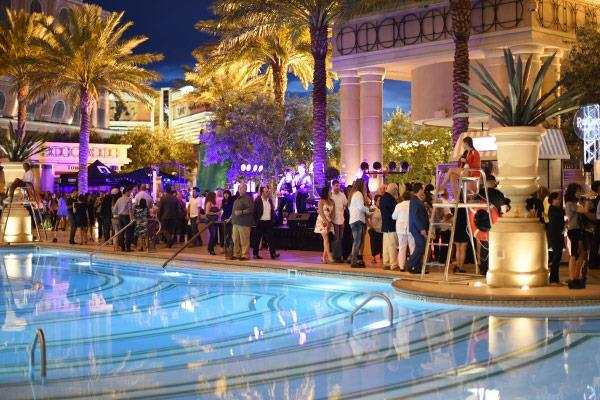 The Las Vegas Epicurean Affair at The Palazzo in Las Vegas. (Courtesy)