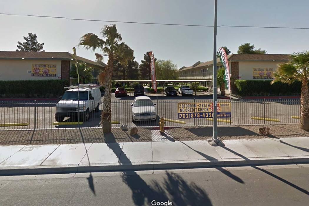 4320 Las Vegas Blvd. North (Google)