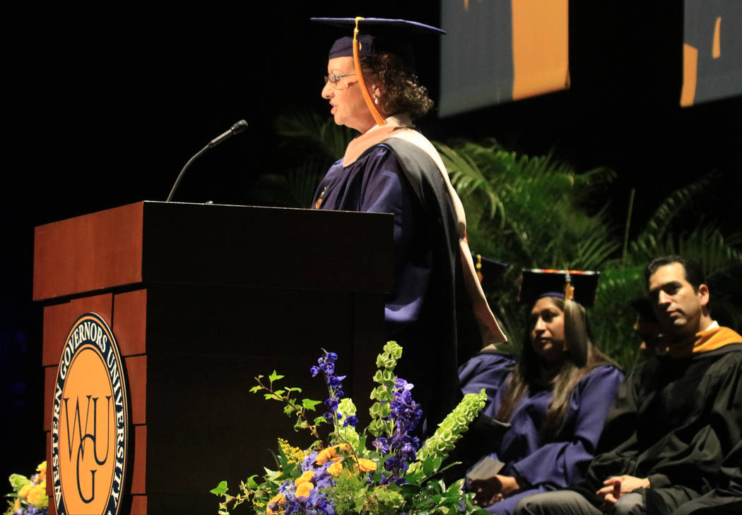 Western Governors University students celebrate graduation ...