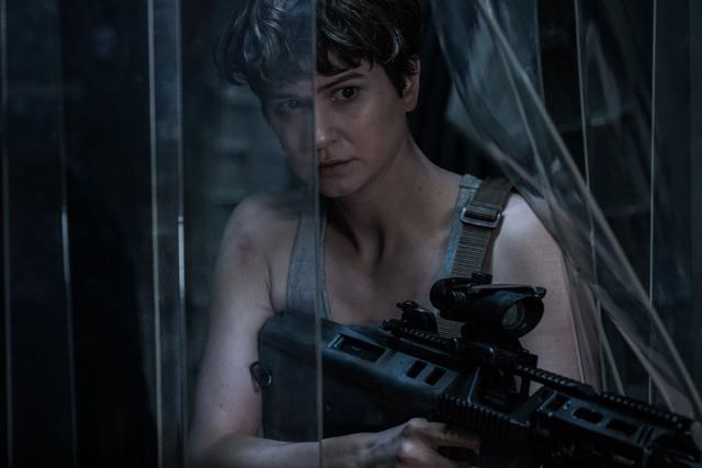Katherine Waterston as Daniels in 'Alien: Covenant' (Mark Rogers/Twentieth Century Fox Film Corp.)