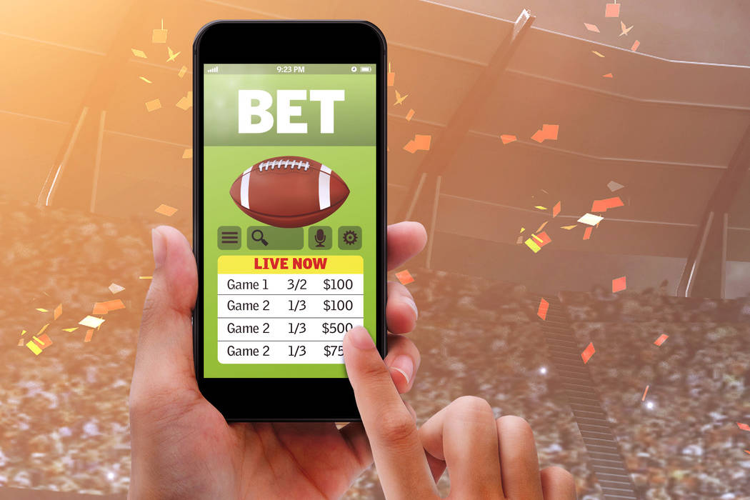 Will gambling on mobile devices be allowed in Raiders stadium? (Las Vegas Review-Journal)