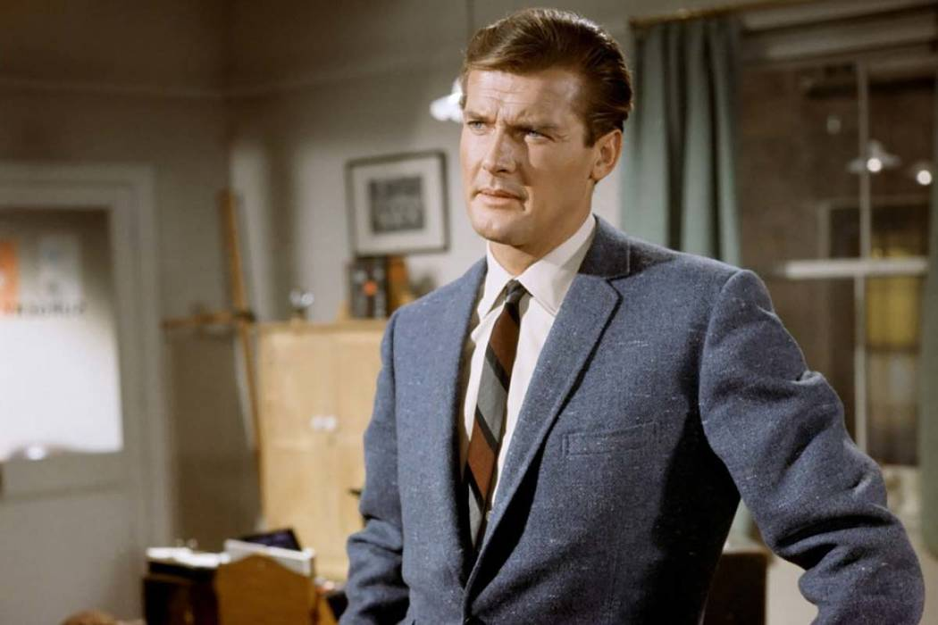 Roger Moore (Courtesy)