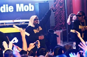 CeeLo Green got with his old band Goodie Mob back together for a show at Surrender at Encore in 2013 in Las Vegas. (Courtesy)