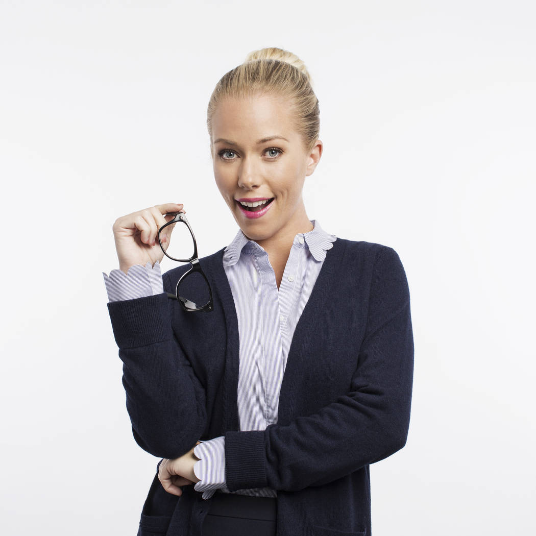 "Kendra Wilkinson stars in ""Sex Tips for Straight Women From a Gay Man"" at Paris Las Vegas. (SPI Entertainment)"