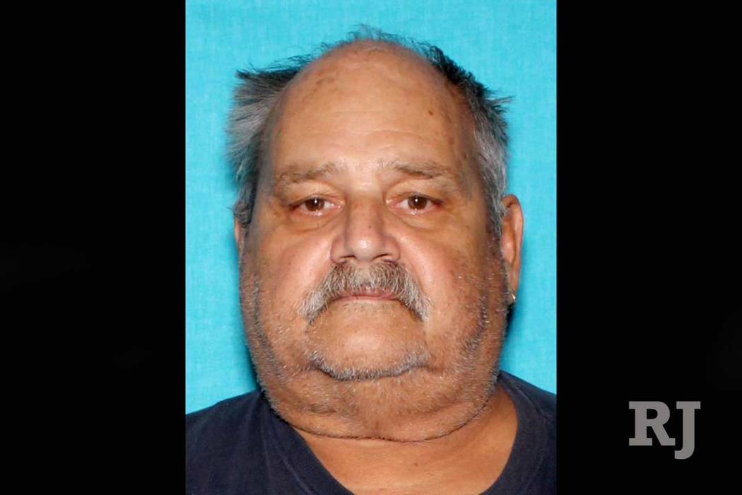 Pahrump resident Michael Anthony Bonini, 65, was killed in an officer-involved shooting in Nye County early Tuesday morning. (Nye County sheriff's office)