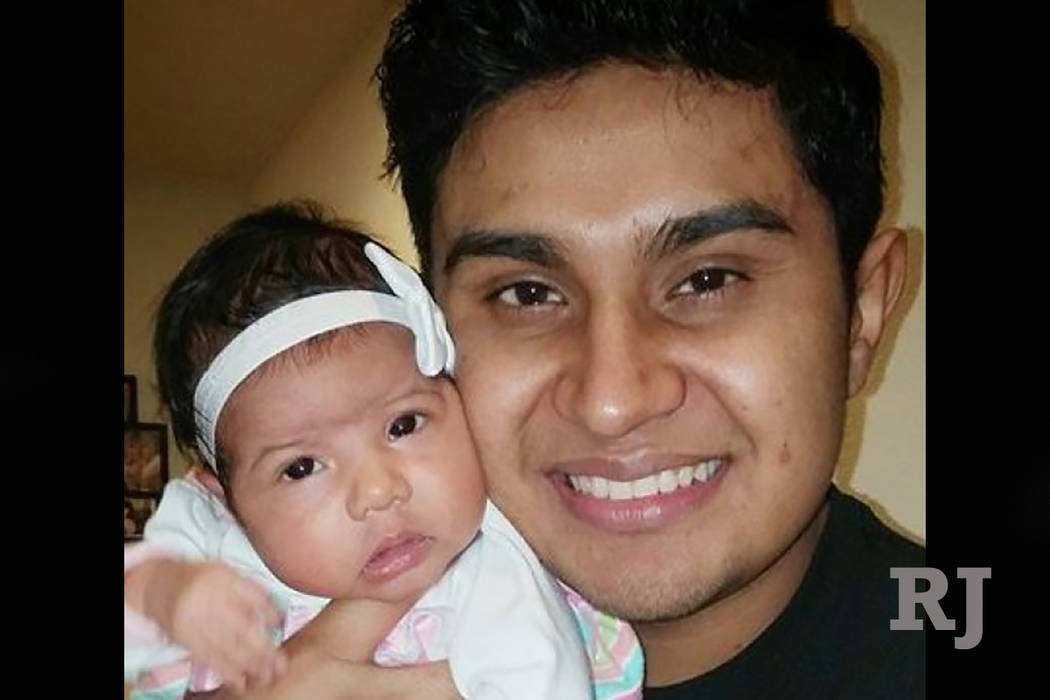 Gerardo Villicana was killed May 9 after a driver sped through a stop sign and collided with the 26-year-old's Ford Fiesta. (GoFundMe)