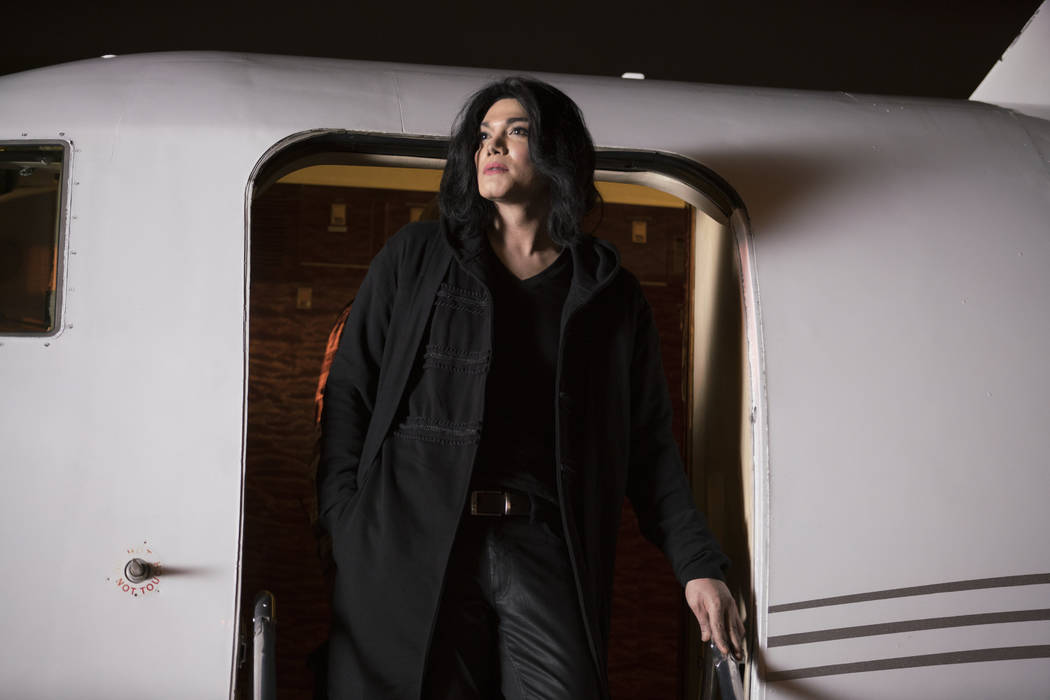 """Navi stars in """"Michael Jackson: Searching for Neverland,"""" premiering Monday, May 29 at 8pm ET/PT on Lifetime. (Deadra Bryant)"""