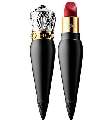 Rouge Louboutin Velvet Matte lipstick. Image: Sephora