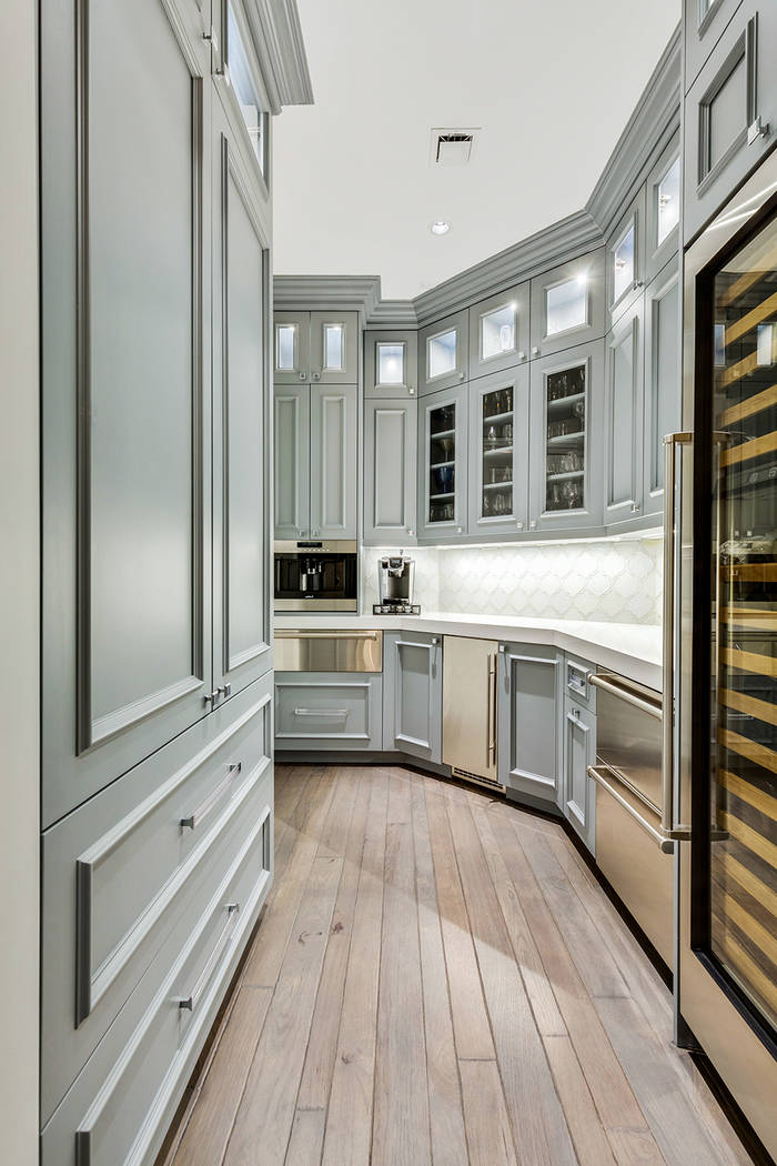 The butler's pantry, (The Tom Love Group)