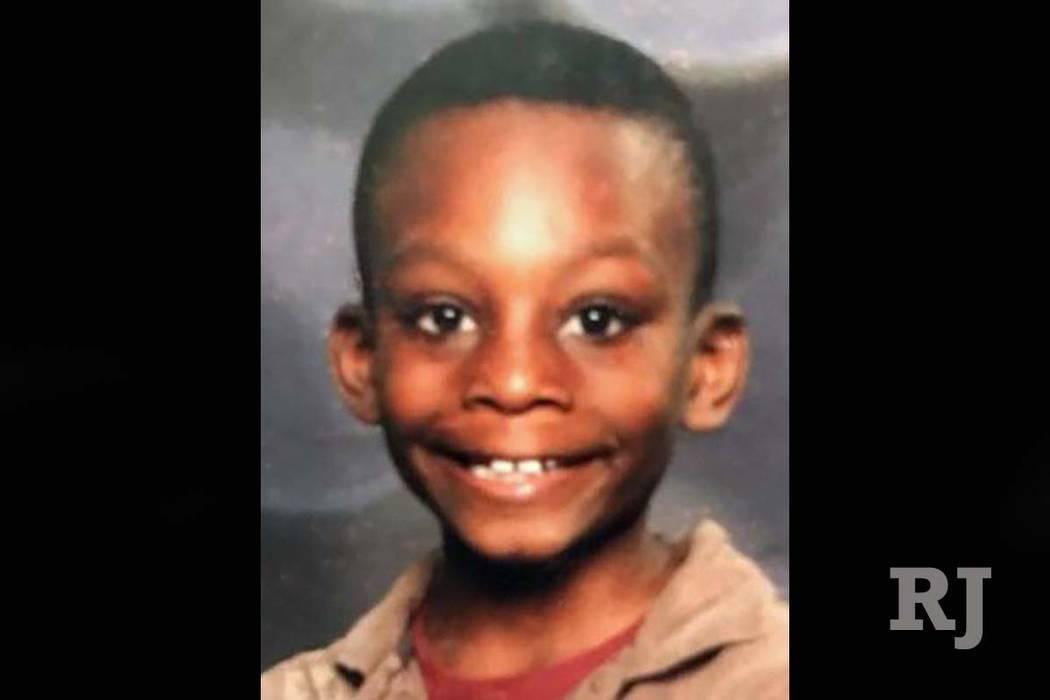 Aaron Jones, 13. Las Vegas Metropolitan Police Department