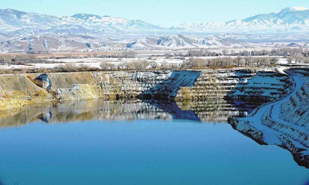 AP Photo/The Reno Gazette-Journal, Marilyn Newton