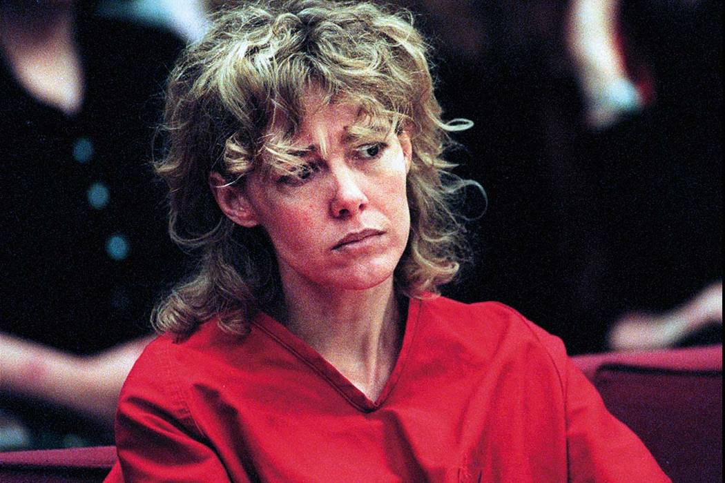 In this Feb. 6 1998, file photo Mary Kay LeTourneau listens to testimony during a court hearing in Seattle. Vili Fualaau who married his former sixth-grade teacher, LeTourneau, after she was jaile ...