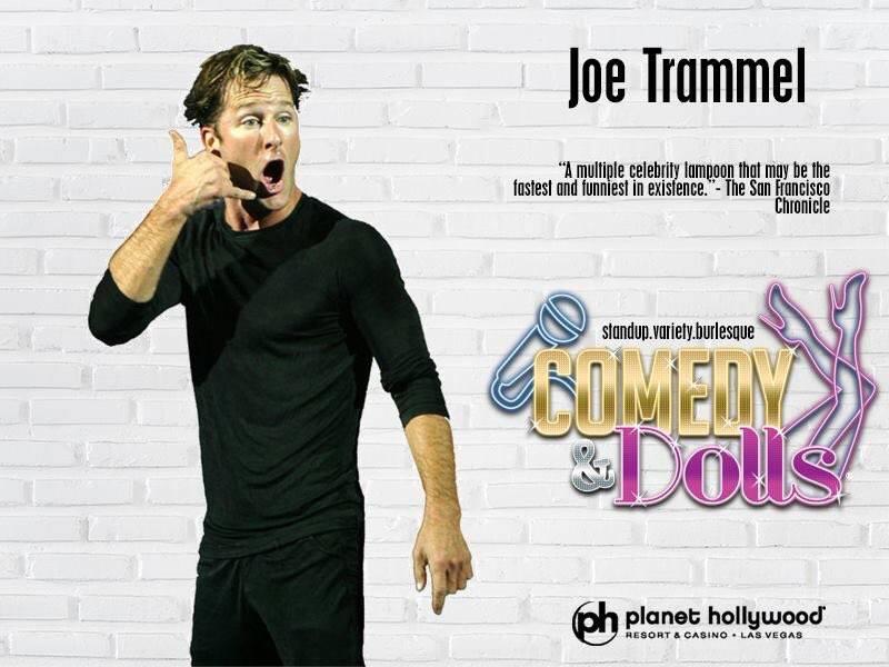 Joe Trammel.