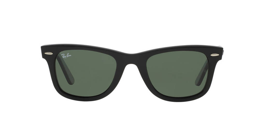 After decades the Ray-Ban Wayfarers still have a classic look. (Sunglass Hut)