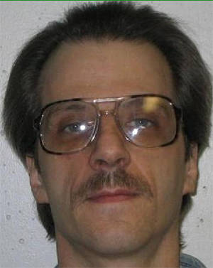 David A. Bollinger was convicted of first degree murder in 1994 and sentenced to death, where he has waited 23 years. (Nevada Department of Corrections)