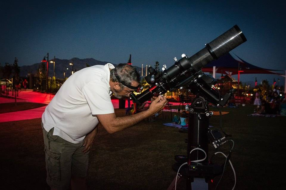 "Skye Canyon On June 3, Skye Canyon invites the public to get an intimate view of the night sky, including stars, planets, nebulas and galaxies, during the second annual ""Skye & Stars: An Eve ..."