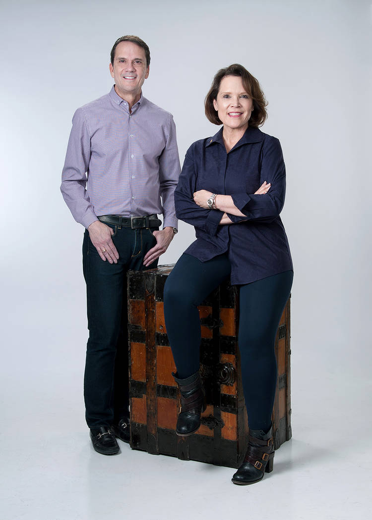 Robert Smith and Robin Smith of the Smith Team at Keller Williams Realty Las Vegas head the Nevada Builder Trade In Program, which assists current homeowners in selling their current homes while p ...