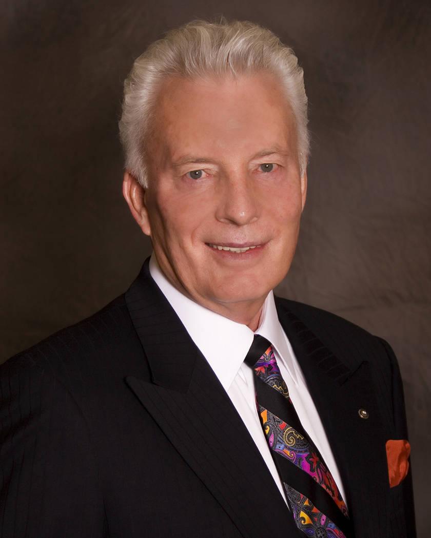 Jack Woodcock has been a longtime Las Vegas Realtor. (GLVAR)