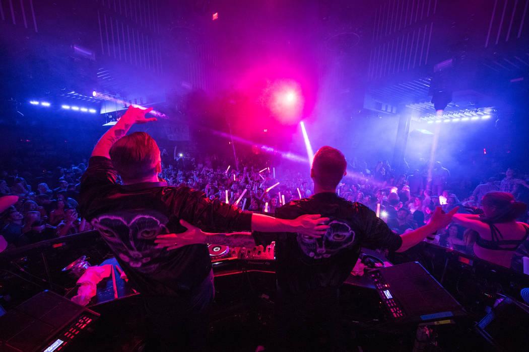Photo credit: Marquee Nightclub & Dayclub