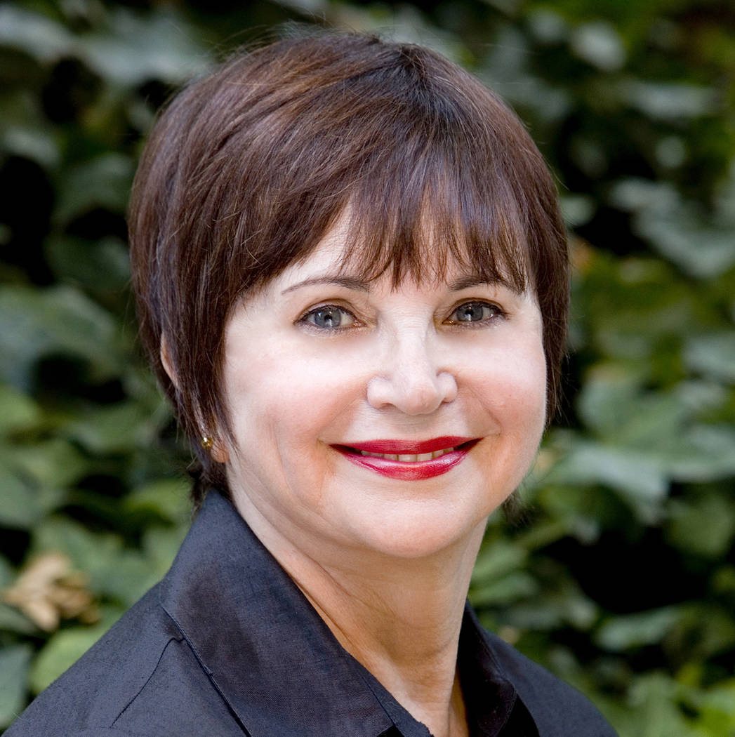 Entertainment and television icon Cindy Williams.
