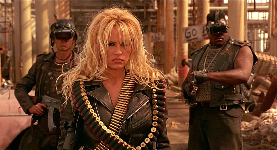 Barb Wire, Pamela Anderson Lee Gramercy Pictures