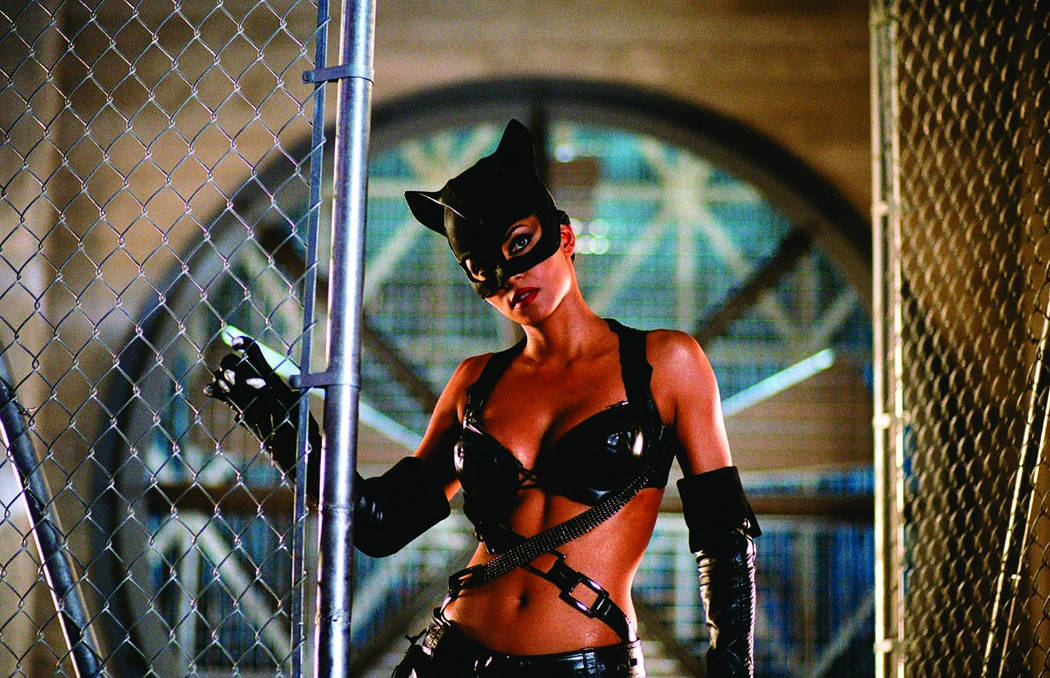 "Halle Berry stars in ""Catwoman."" (Warner Bros.)"