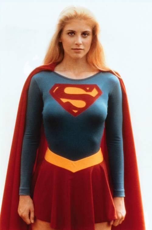 """Helen Slater in """"Supergirl"""" (Warner Bros.)"""