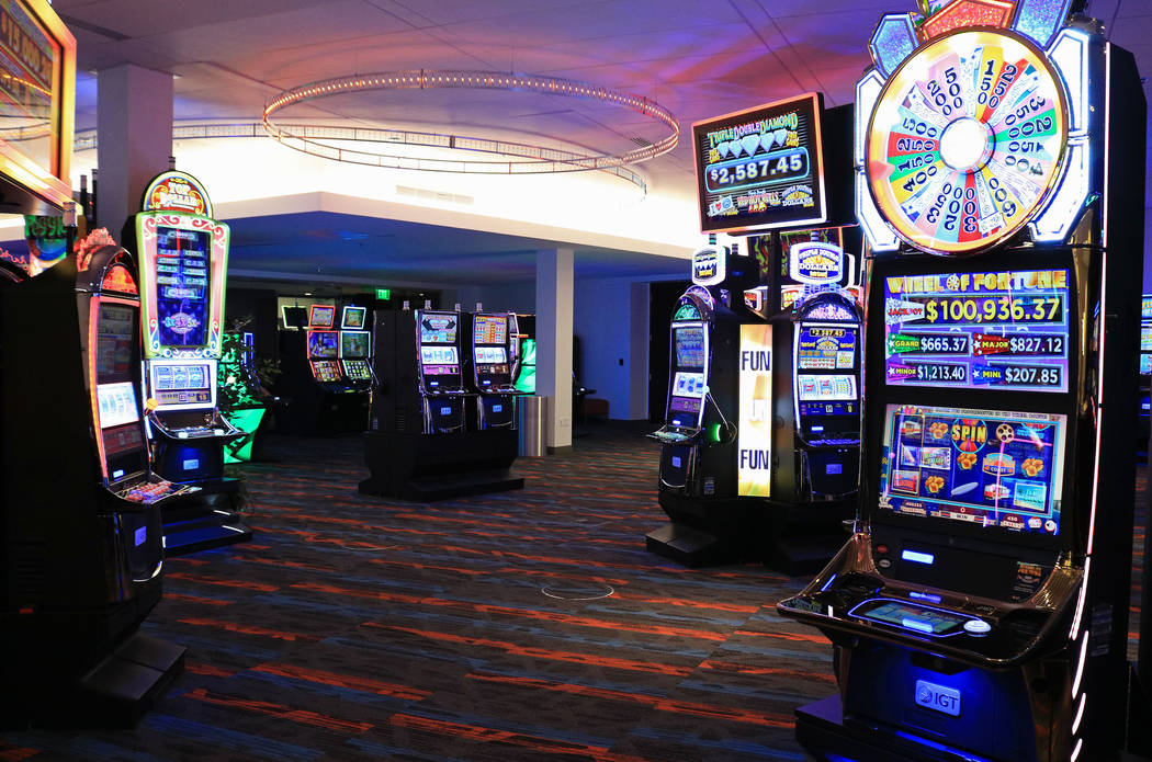 Igt gaming las vegas laughlin nv map of casinos