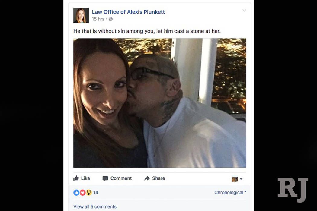 (Screengrab/Law Office of Alexis Plunkett/Facebook)
