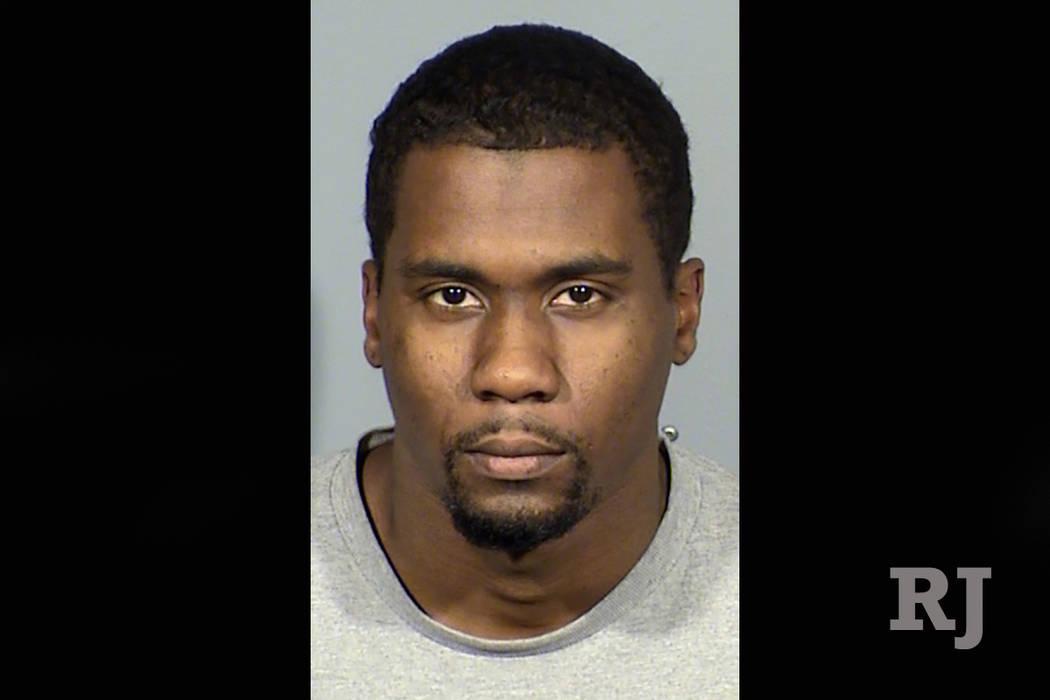 Garic Andrew Wharton (Las Vegas Metropolitan Police Department)