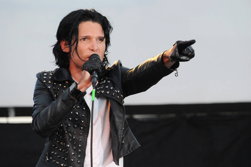 "Corey Feldman performs in Los Angeles. After being widely ridiculed for a music performance on Friday, Sept. 16, 2016, on the ""Today"" show, Feldman is planning a return to the show. Pink, Kesha an ..."