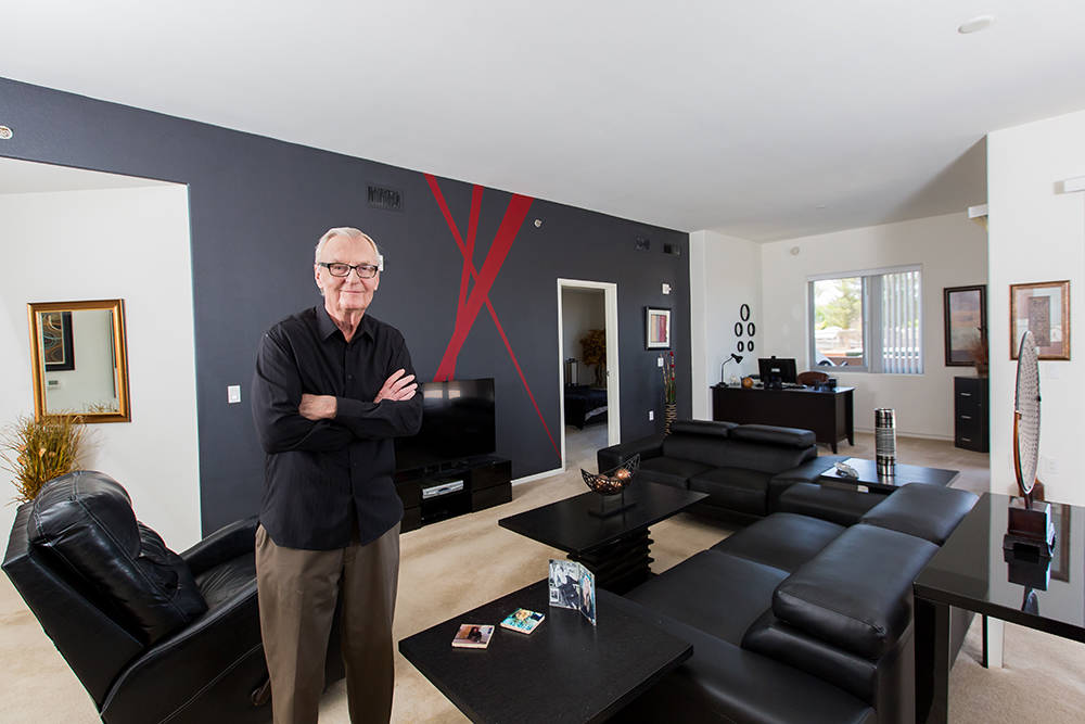 Tom Kuhn is a Vietnam veteran who rightsized into his dream home at One Las Vegas through the help of VA financing. Kuhn appreciates the two-story, state-of-the-art fitness center, Transform; the  ...