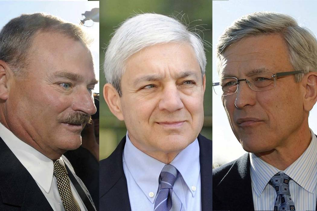 3 top Penn State officials get jail time related to Sandusky case