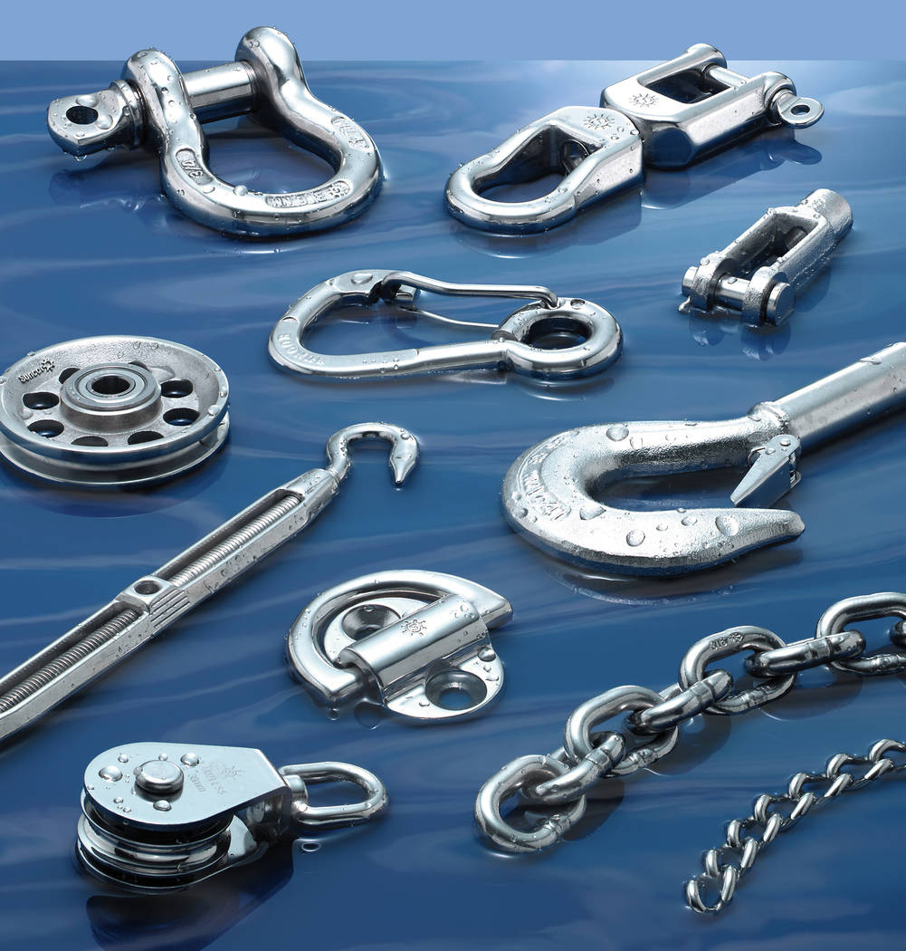 Suncor, based in Plymouth, Massachusetts, makes stainless steel hardware for marine, industrial and architectural use. The company has opened a West Coast distribution center in North Las Vegas. ( ...