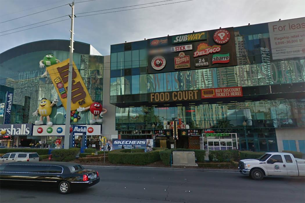 Showcase Mall (Google Street View)