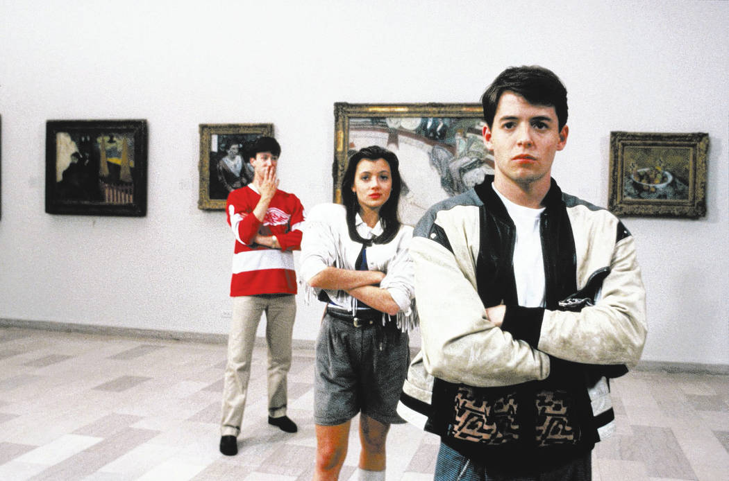 Ferris Bueller's Day Off, ©2016 Paramount Pictures.