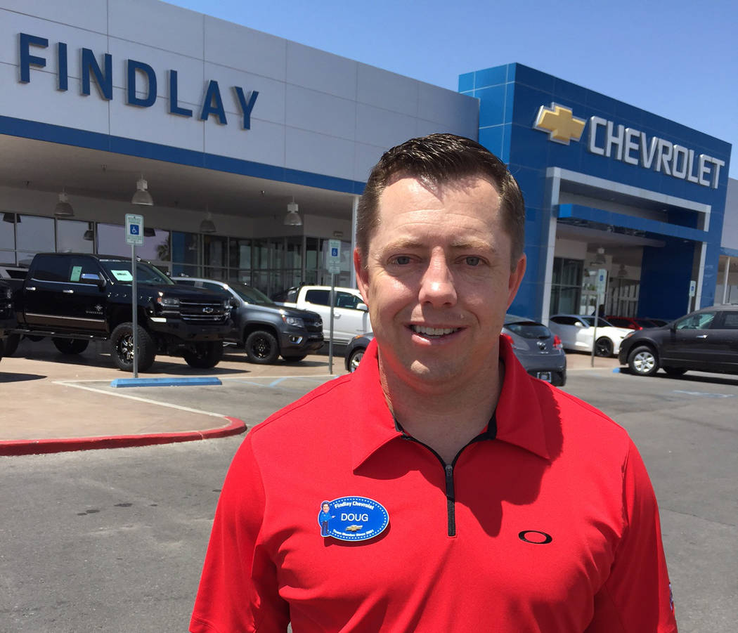 Findlay Chevrolet Doug Fleming is the new general manager at Findlay Chevrolet.